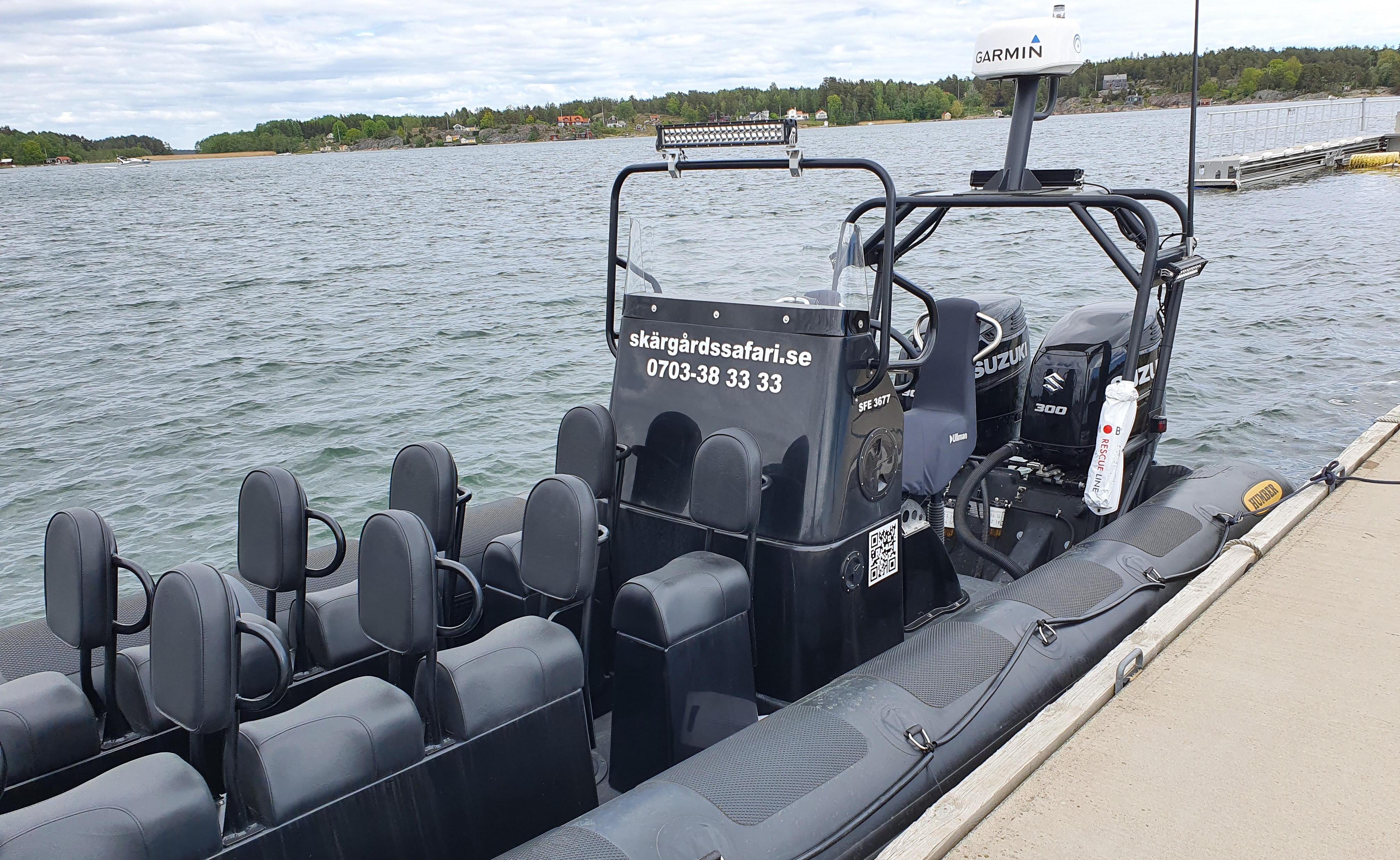 RIB-båt
